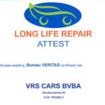VRS Cars - Certificaat Long Life Repair