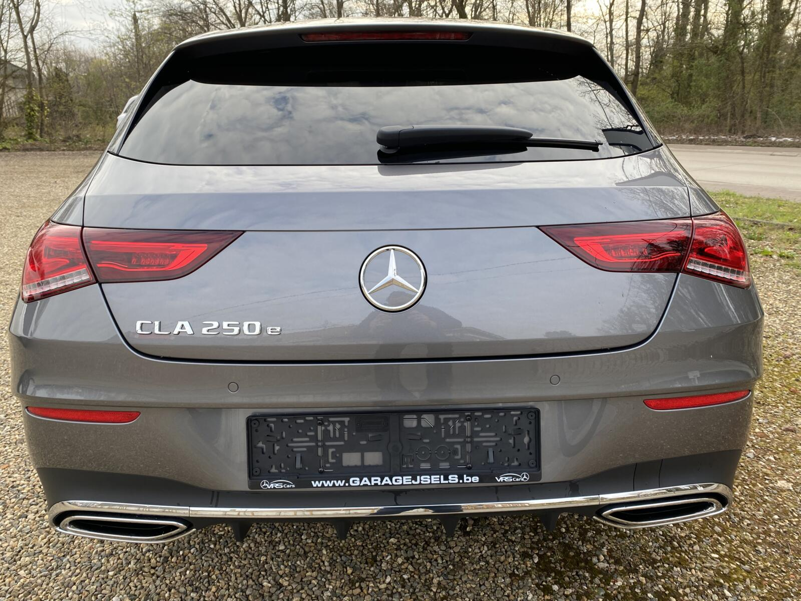CLA 250 e Shooting Brake